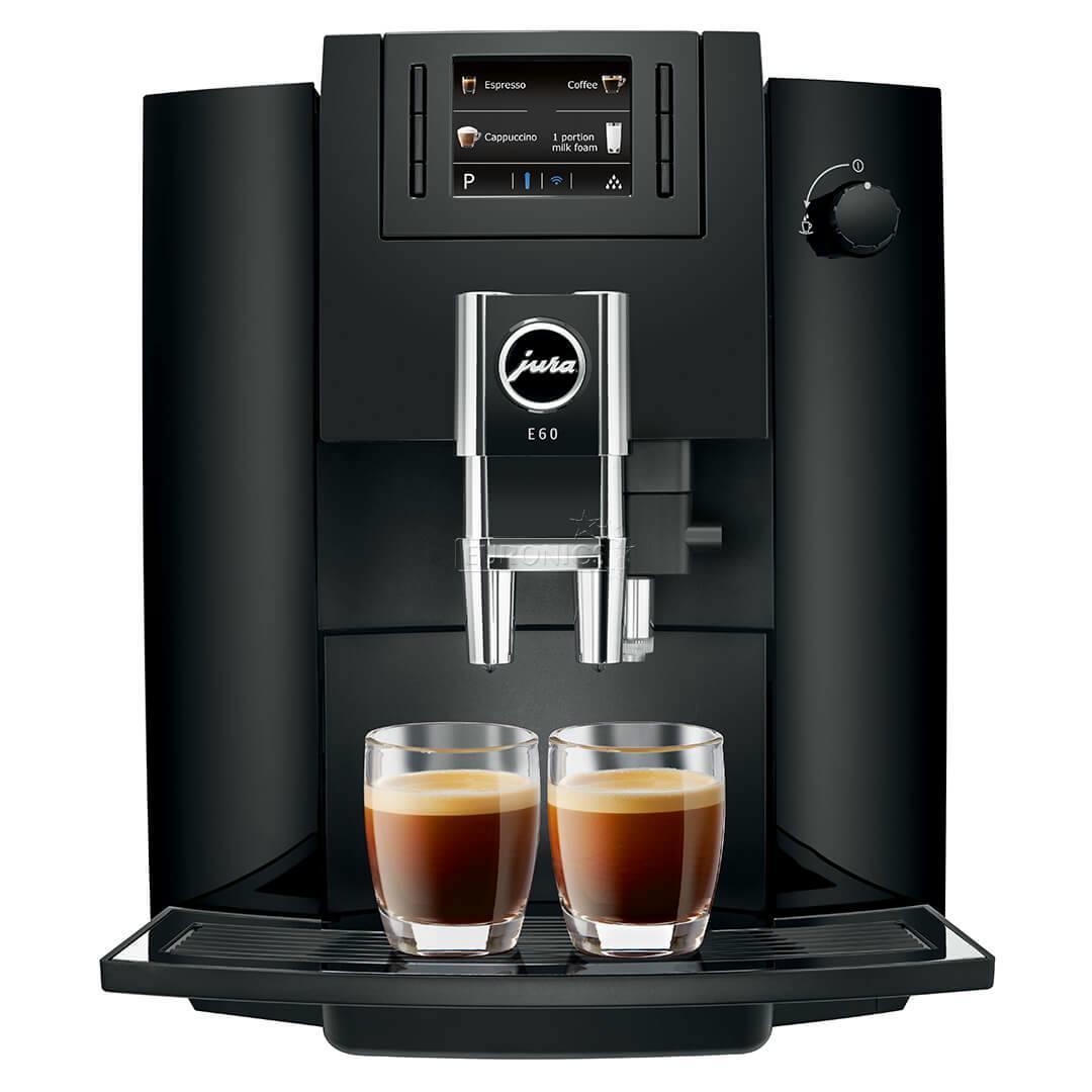 Automatický kávovar na espresso Jura IMPRESSA E6
