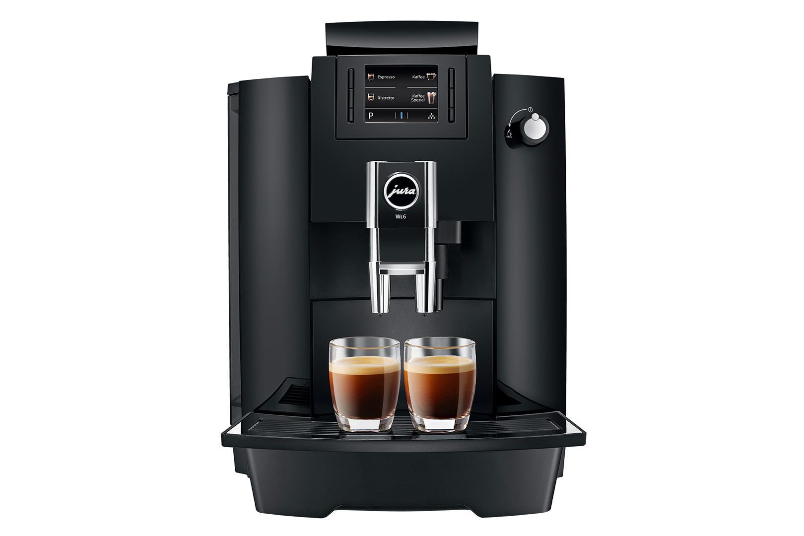 Plně automatický kávovar Jura WE6 pro přípravu espressa