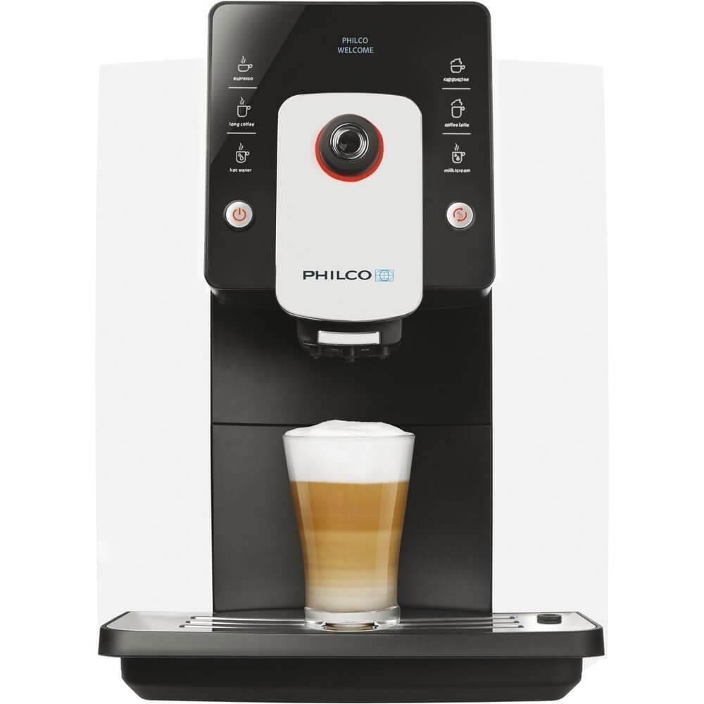 Automatický kávovar s nabídkou mléčných specialit Philco PHEM 1000
