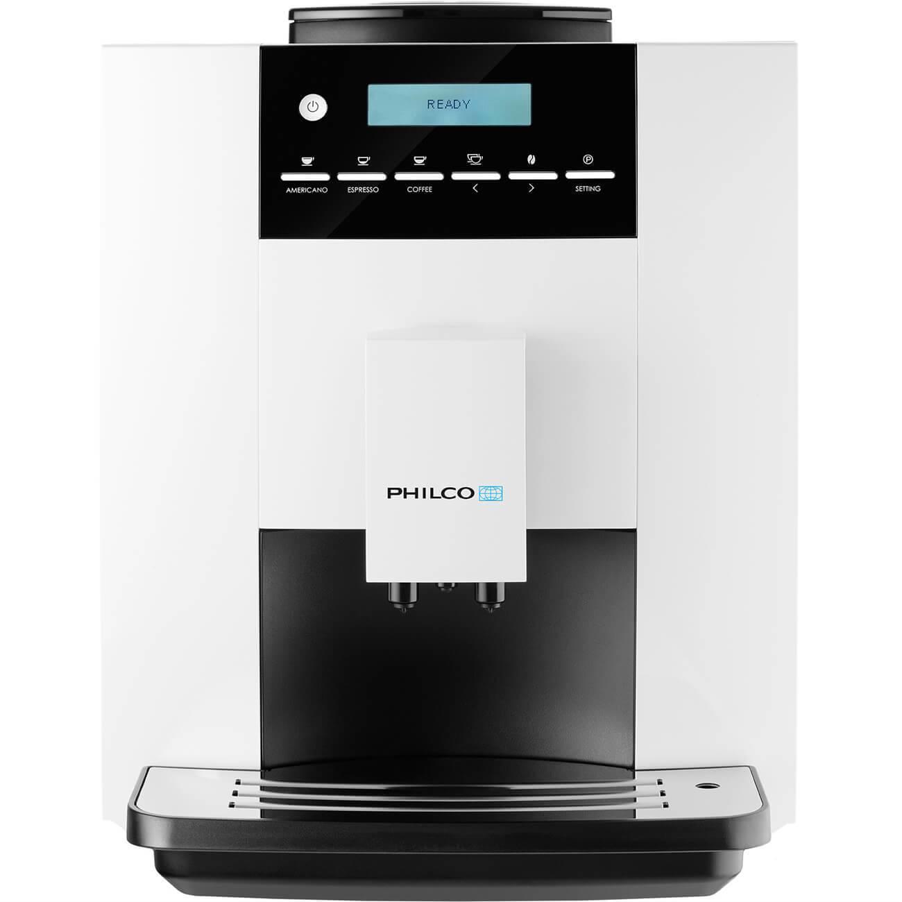 Automatický kávovar na espresso Philco PHEM 1050